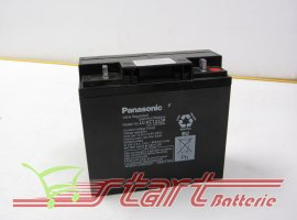 Panasonic AGM 12V 22Ah Long Life